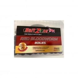 BaitZone Kulki Proteinowe Red Bloodworm 18mm 2kg BZBSB1