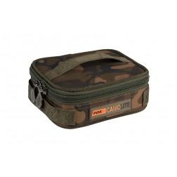 Fox CAMOLITE COMPACT RIGID LEAD & BITS BAG CLU439