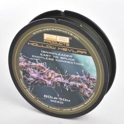 PB Products Hollow Kevlar 80lb Weed 50m STRZAŁÓWKA PLECIONKA STRZAŁOWA KEVLAR