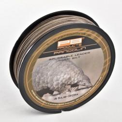 PB Products Pangolin Leader 45lb 30m Multi Weed LEADER PLECIONKA Z RDZENIEM Z MIKROWŁÓKNAMI