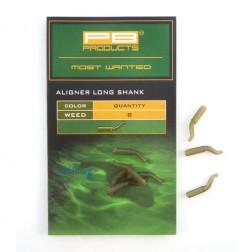 PB Products X-Stiff Aligners Short Shank Weed 8szt. POZYCJONER SZTYWNA NASADKA DO HAKA