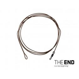 Delphin The END Aramid Leader / 1szt 80 cm / 60lbs 101001464