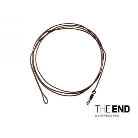 Delphin The END Aramid Leader / 1szt 100 cm / 60lbs 101001463