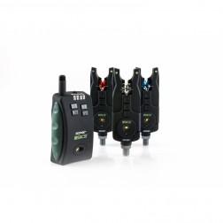 Sonik SKX 3+1 ALARM + BIVVY LAMP SKX3+1ALM