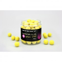 STICKY BAITS MANILLA WHITE ONES WAFTERS 16mm/130g
