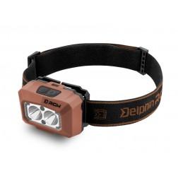 Delphin Lampka czołowa RGW PRO 101001608