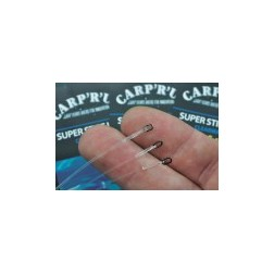 Carp'R'Us - Superstiffy Link Oval Ring & Ring Swivel 6.5cm 90lb