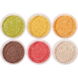 MS Range Fluffy Paste Powder Vanilia