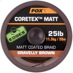 Fox Matt Coretex Weedy Green 25lb - 20m