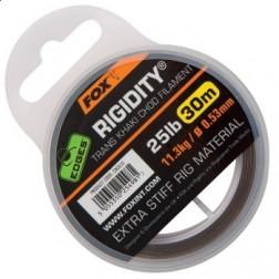 Fox Edges Rigidity Chod Filament 0,53mm