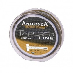 Anaconda Tapered Line 0,30 - 0,57 mm