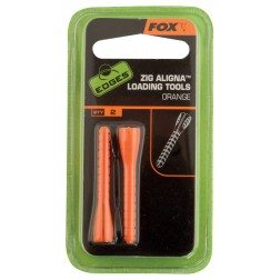 Fox Zig Aligna Loaded Tools x 2 Orange CAC506