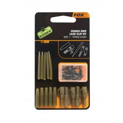 Fox Edges Surefit Lead Klip Kit CAC638